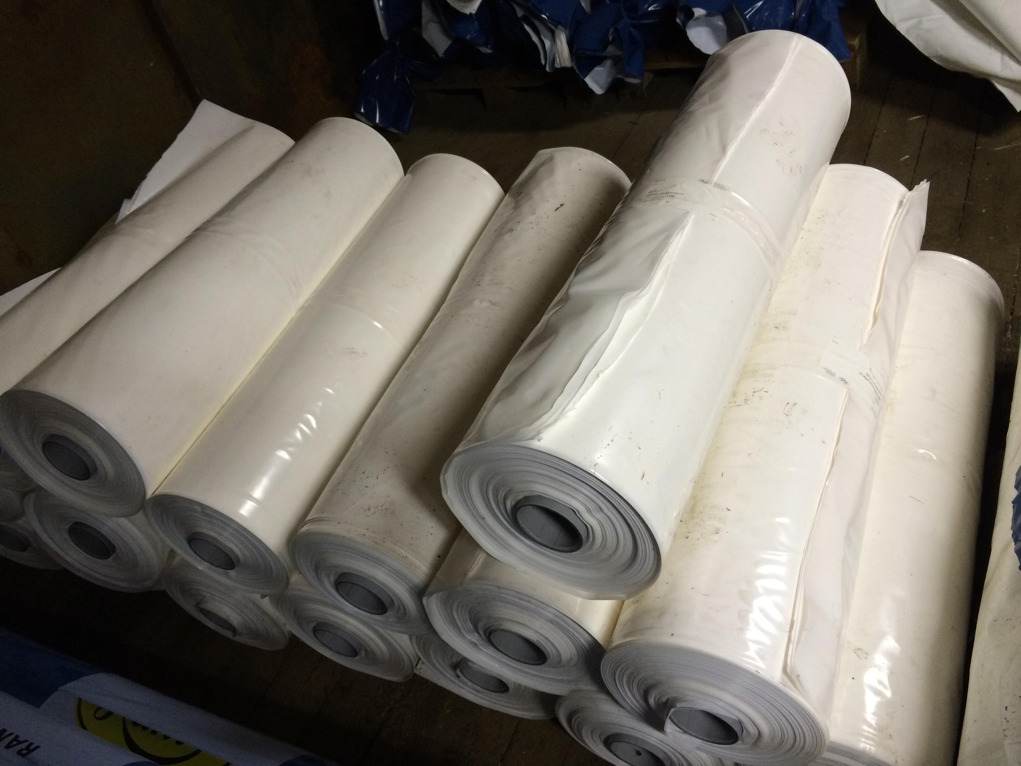 термоусадочная пленка упаковка крупных грузов